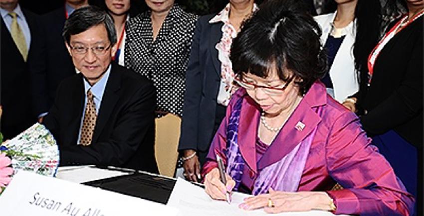 HKTDC-USPAACC Cooperation
